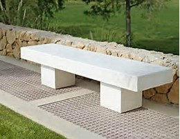 Bench 6 outdoors